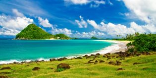 Levera Beach – Tummelplatz der Lederschildkröten
