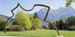 2600 Tonnen Kunst beiSchweizer Triennale