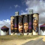 Silo Art Trail – Australiens größte Freiluft-Galerie