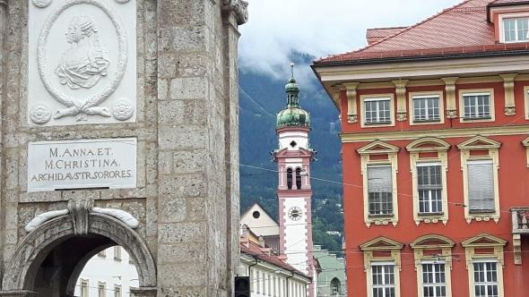 Innsbruck hat sich viel von seinem alten Charme bis heute bewahrt. (Foto Karsten-Thilo Raab)