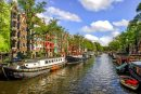 Kampf gegen Windmühlen? Amsterdam will deutlich weniger Touristen begrüßen