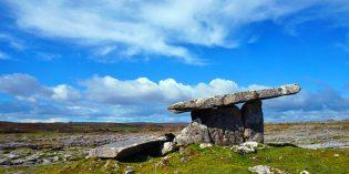 Der Burren –Irlands bizarre Mondlandschaft