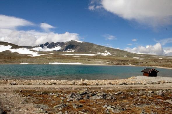 Der Jotunheimen Nationalpark begeistert durch weitgehend unberührte Natur. (Foto Karsten-Thilo Raab)