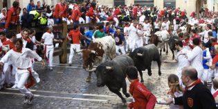 Sanfermines: Die Stiere laufen wieder in Pamplona