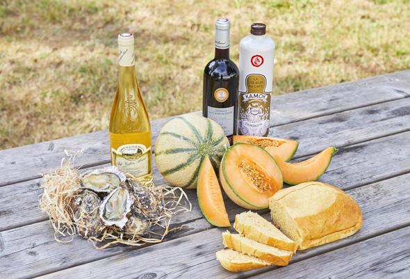Regionale Spezialitäten stehen im Mittelpunkt der Küche im Vendée. (Foto Vendée Tourisme)