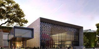 Neues Opernhaus am Taksim-Platz in Istanbul