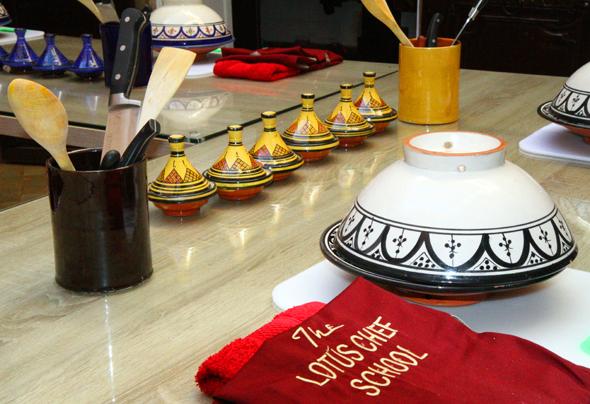 Die Lotus School of Cooking zeichnet die Kochschüler sogar mit einem speziellen Zertifikat aus. (Foto Karsten-Thilo Raab)