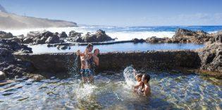 Faszinierende vulkanische Naturpools auf Teneriffa