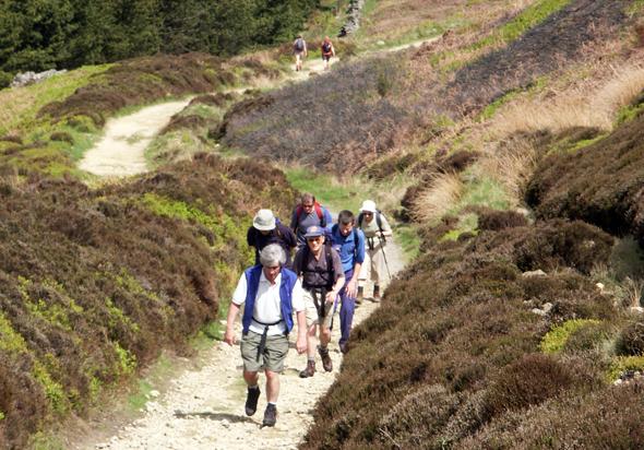 Die Wanderung durch die herrlichen Yorkshire Dales lädt unweigerlich zum einen oder anderen Pub-Besuch ein. (Foto Karsten-Thilko Raab)