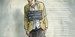 """Krach! Boing! Seufz!"" – Wilsberg als Comic"