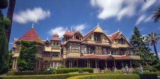 Winchester Mystery House – das kuriose Geisterhaus von San José