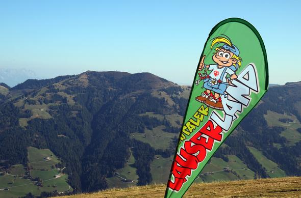 Mit der Alpbachtal Card ist die Bergstation kostenfrei mit dem Berglift zu erreichen. - Foto Karsten-Thilo Raab