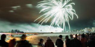 Für Feierbiester: In Haparanda und Tornio wird Silvester gleich zweimal gefeiert
