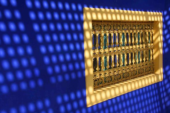 Auch für Architekturliebhaber ist die blaue Oase in Marrakesch eine faszinierende Anlaufstelle. - Foto Karsten-Thilo Raab