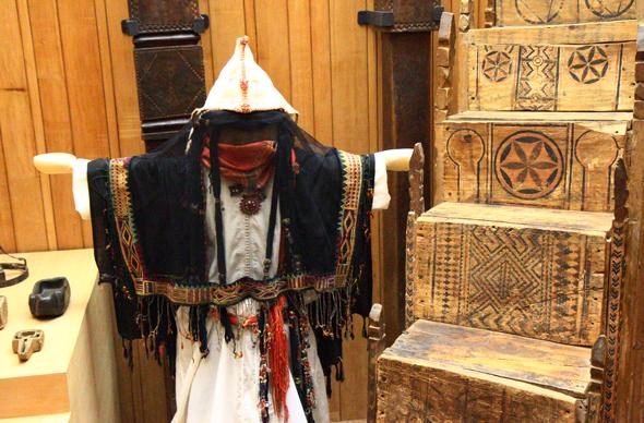 Das Berber Museum widmet sich der Geschichte der afrikanischen Volksgruppe. - Foto Karsten-Thilo Raab