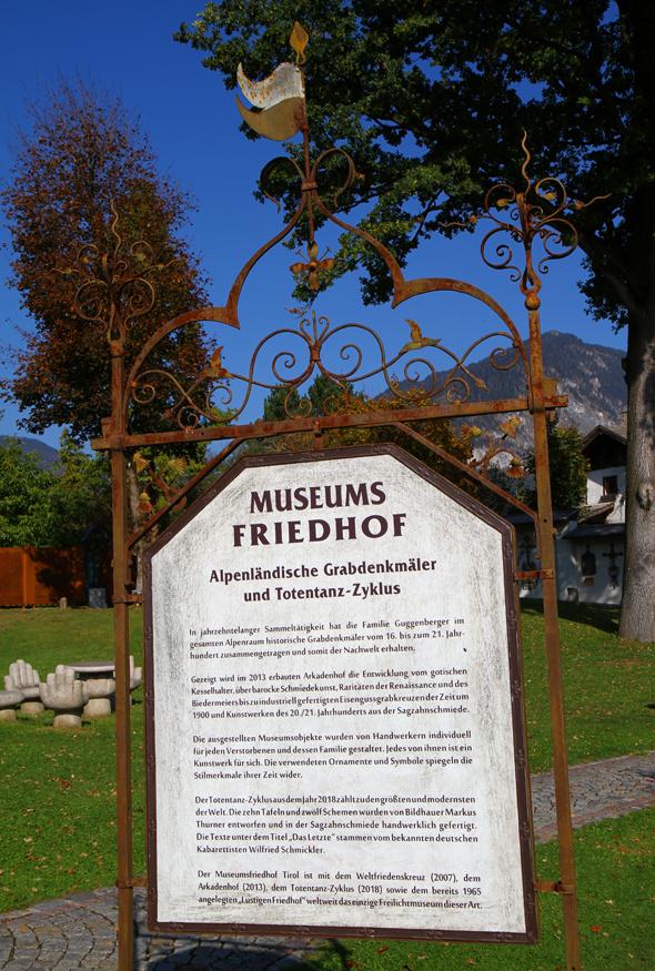 Der Museumsfriedhof zieht jährlich mehr als 200.000 Besucher in seinen Bann. - Foto Karsten-Thilo Raab