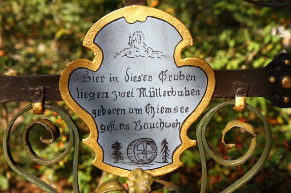 Die Darstellung erinnert ein wenig an Wilhelm Busch. - Foto Karsten-Thilo Raab