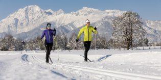 Langlauf, Biathlon, Eislaufen oder Winterwandern – alles rund um den Ritzensee
