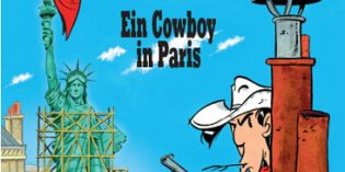 Salut Cowboy! Lucky Luke in Paris