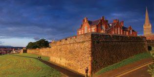 400 Jahre Walled City:Happy Birthday, Derry!