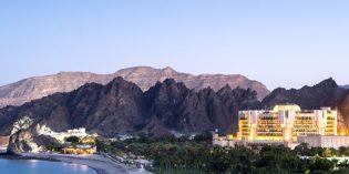 Al Bustan Palace – Stern des Wüstenstaates Oman