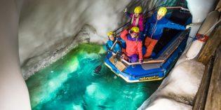 10 Jahre Natur Eis Palast am Hintertuxer Gletscher