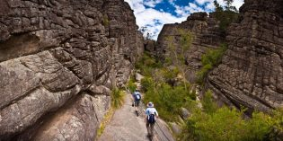 Grampians Peaks Trail nimmt weiter Gestalt an