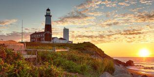Long Islands Landmarke: der Montauk Leuchtturm