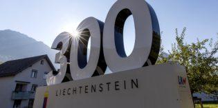Fürstentum Liechtenstein feiert 300. Geburtstag