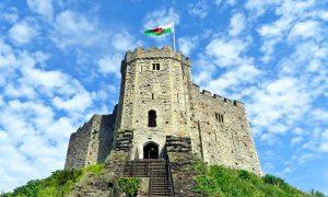 Cardiff im Wandel einer langen Geschichte