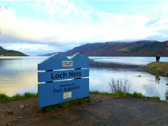Fort Augustus ist ein guter Startpunkt für die Monstersuche im Loch Ness. - Foto Karsten-Thilo Raab