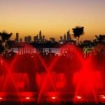 Sunset-Zauber in Dubai
