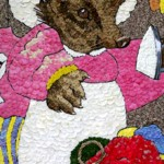 Well Dressing – blühende Brunnen in England