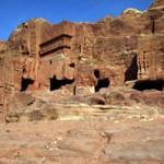 Neues Badehaus in Felsenstadt Petra entdeckt