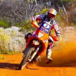 Australiens Westen ganz sportlich