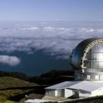 Sternenbeobachtung auf La Palma