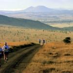 Marathonlauf im Land der eisernen Lungen