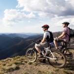 Als Pedalritter in Victoria unterwegs