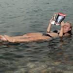 Totes Meer könnte neues Naturwunder werden