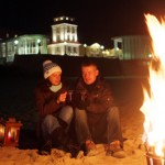 Entspannung pur im winterlichen Ostseebad Binz