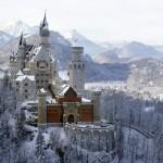 Schwangau – Winterzauber am Schloss Neuschwanstein