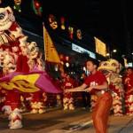 Hongkong lädt zuum chinesichen Neujahrsfest
