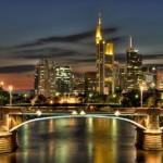 Weltberühmte Wolkenkratzer: Frankfurts Skyline