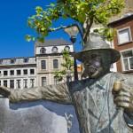Das Lüttich des Georges Simenon