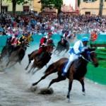 Emilia-Romagna feiert das älteste Pferderennen der Welt
