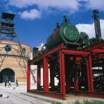 Malerische Bahnlinien im Norden Spaniens