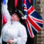 London feiert diamantenes Thronjubiläum von Queen Elizabeth II.