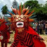 In Panama ist der Teufel los