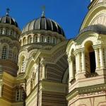 Lettlands Hauptstadt Riga feiert 730. Geburtstag