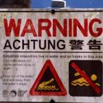 Warnung vor dem Reise-Warnungs-Wahn